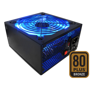 RAIDMAX Hybrid 530W Smart-Modular PSU