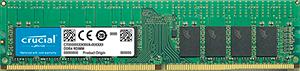 Crucial 16GB DDR4 2666MHz Single Rank ECC Registered Dimm