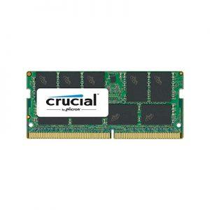 Crucial 16GB DDR4 2666MHz Dual Rank ECC SO-Dimm