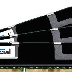 Crucial 24GBKit (8GBx3) DDR3L 1600MHz Dual Rank Very Low Profile Registered Dimm