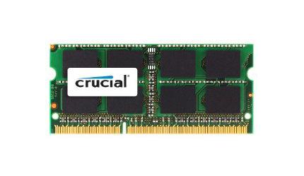 Crucial Mac 4GB DDR3 1333MHz SO-DIMM
