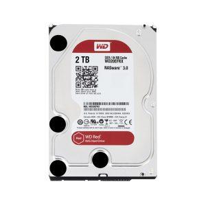 WD Red 2TB 3.5 SATA 64MB