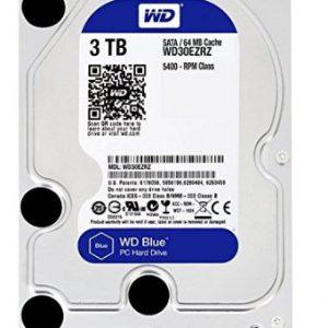 WD Blue 3TB 3.5 SATA 64MB