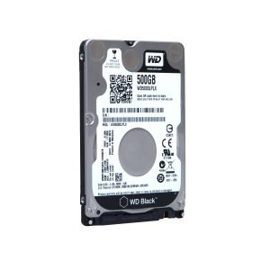 WD Black 500GB 2.5 SATA 32MB