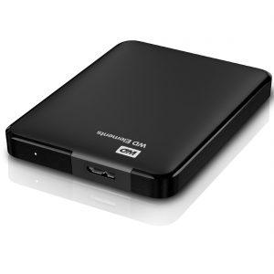 WD Elements 1TB 2.5 USB3.0 Black